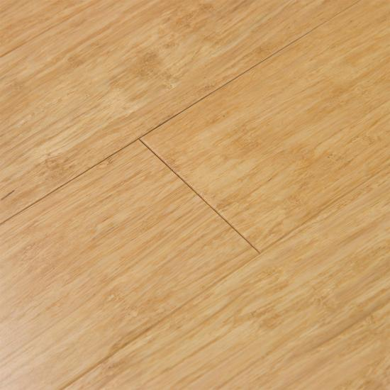 Smooth Strand Woven Natural Bamboo Flooring