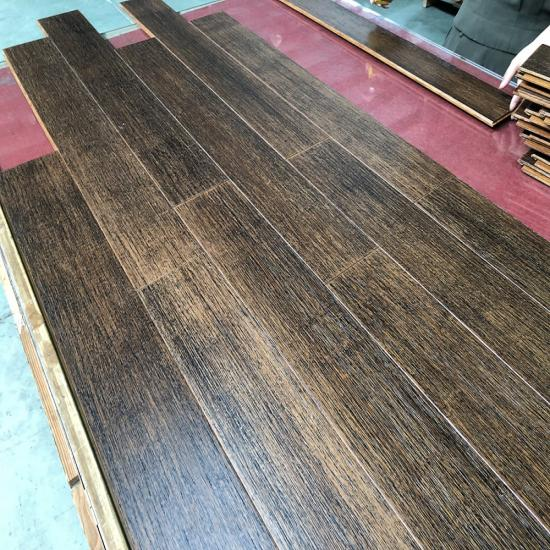 Distressed Bamboo Wood Flooring