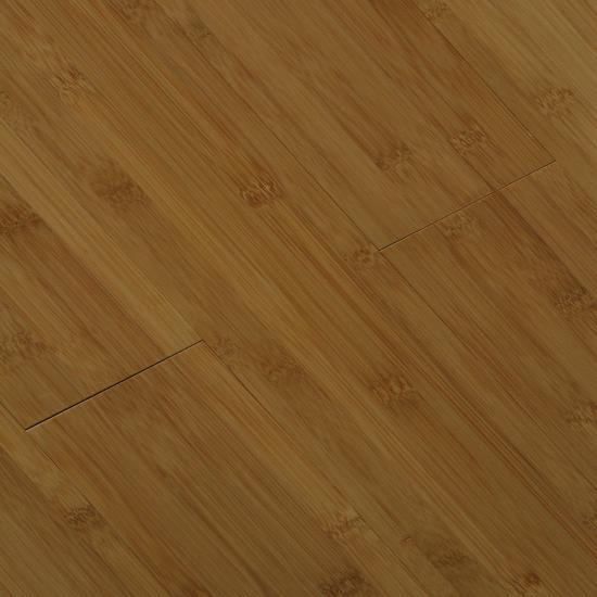 Smooth Solid Carbonized Bamboo Flooring